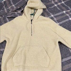 Fuzzy pacsun sweatshirt